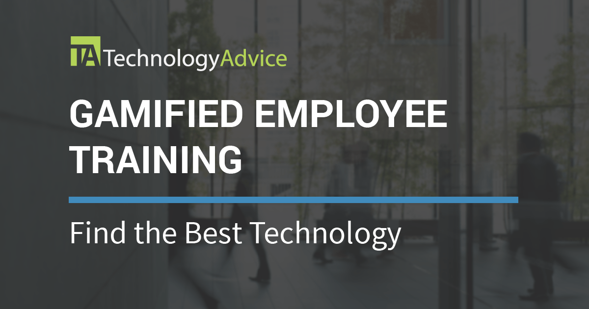 2018 S Best Gamified Employee Training Software