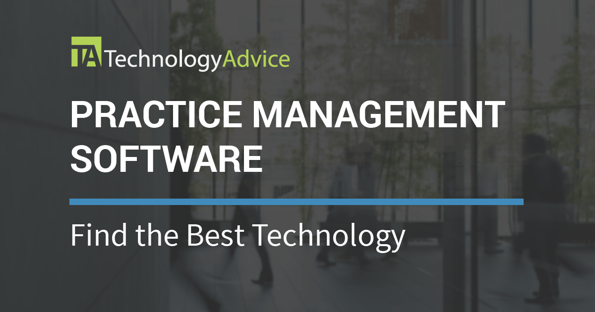 Compare 2018 S Best Medical Practice Management Software