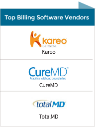 medical software vendors