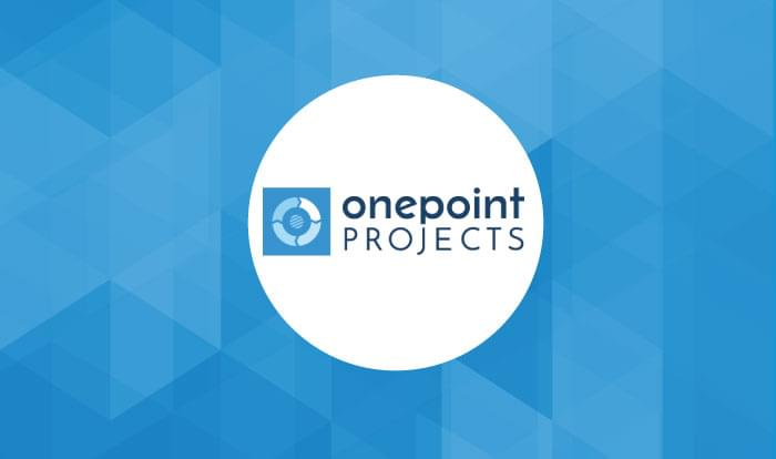 Product Spotlight: onepoint PROJECTS