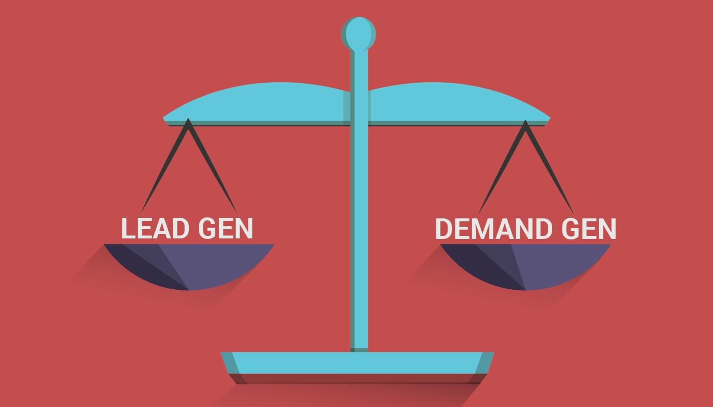 Demand Generation vs. Lead Generation