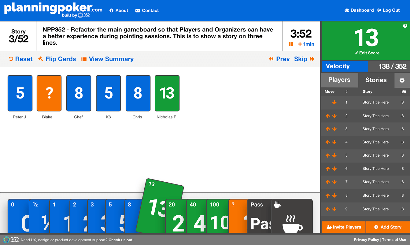 Poker advice software