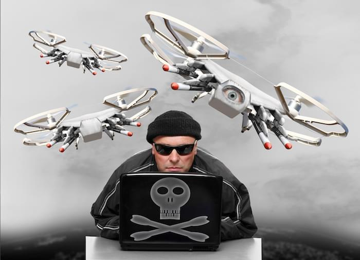 cyber drones