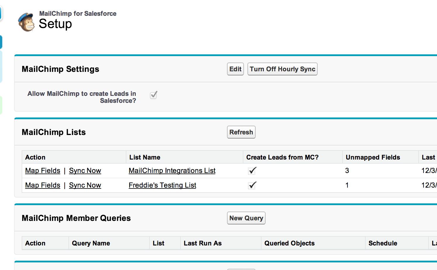 mailchimp-salesforce-integration