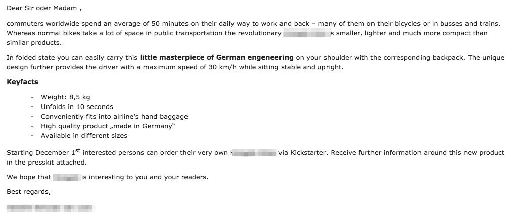 translation fail email