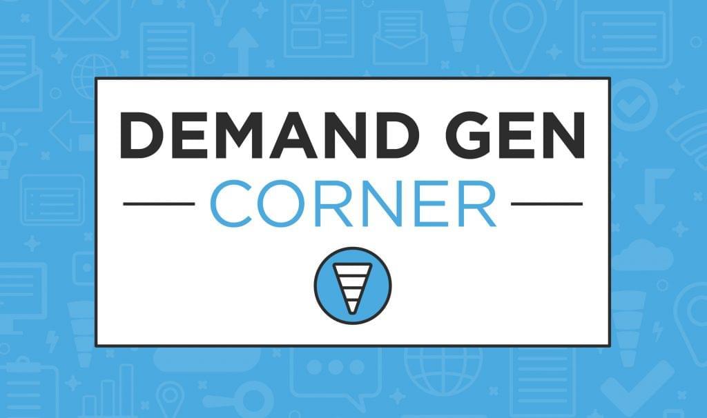 Demand Gen Corner - Account-Based Marketing