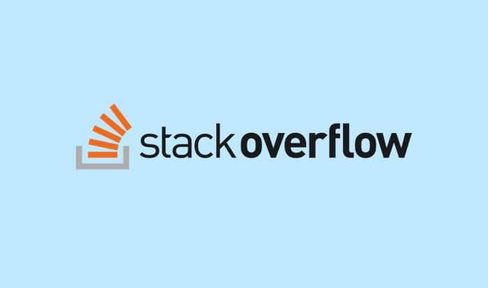 stackoverflow survey