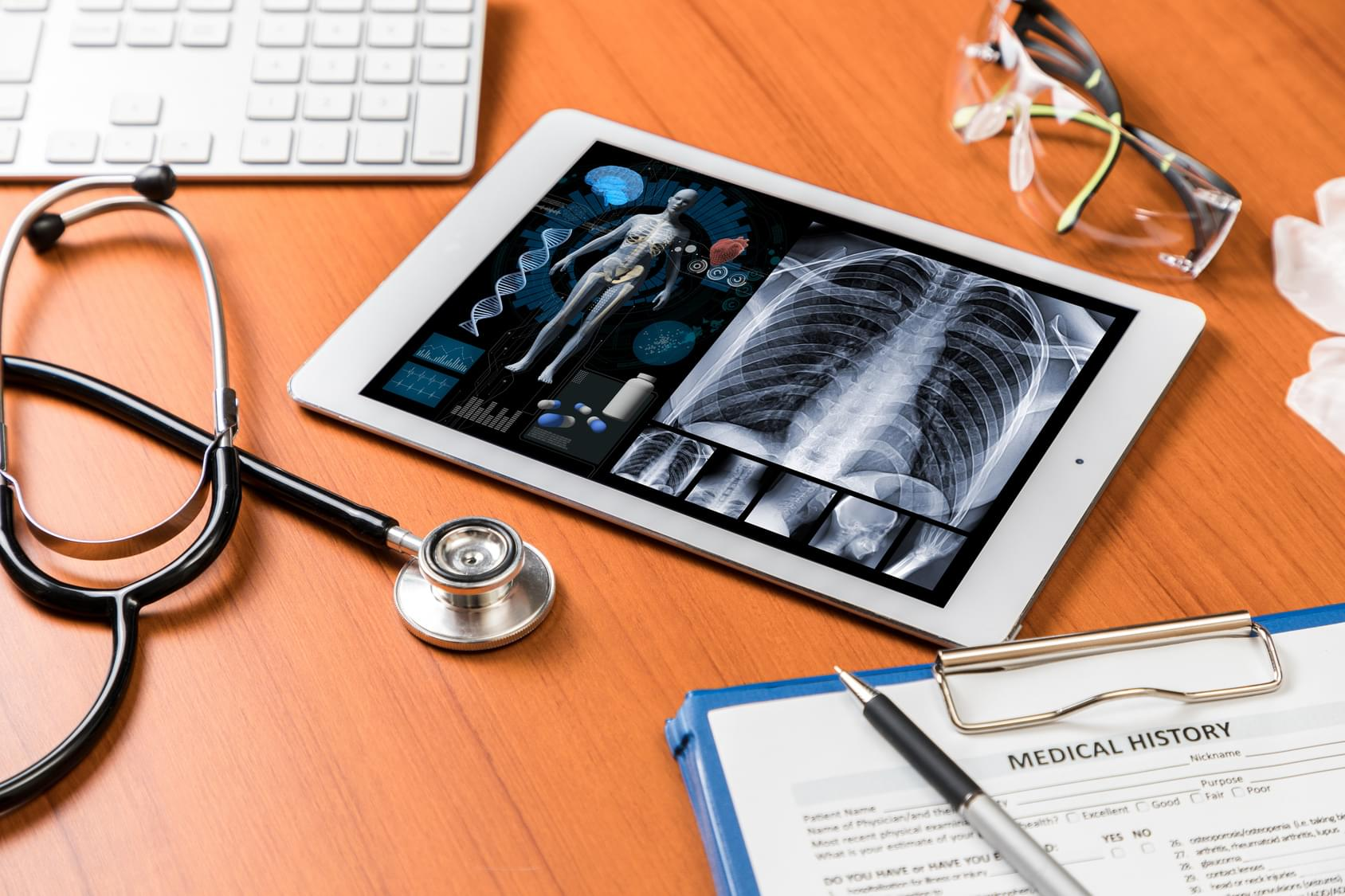 healthcare management for healthcare tech
