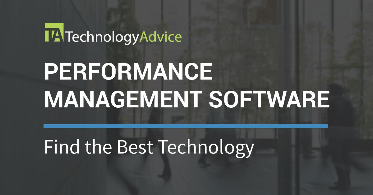 best performance software