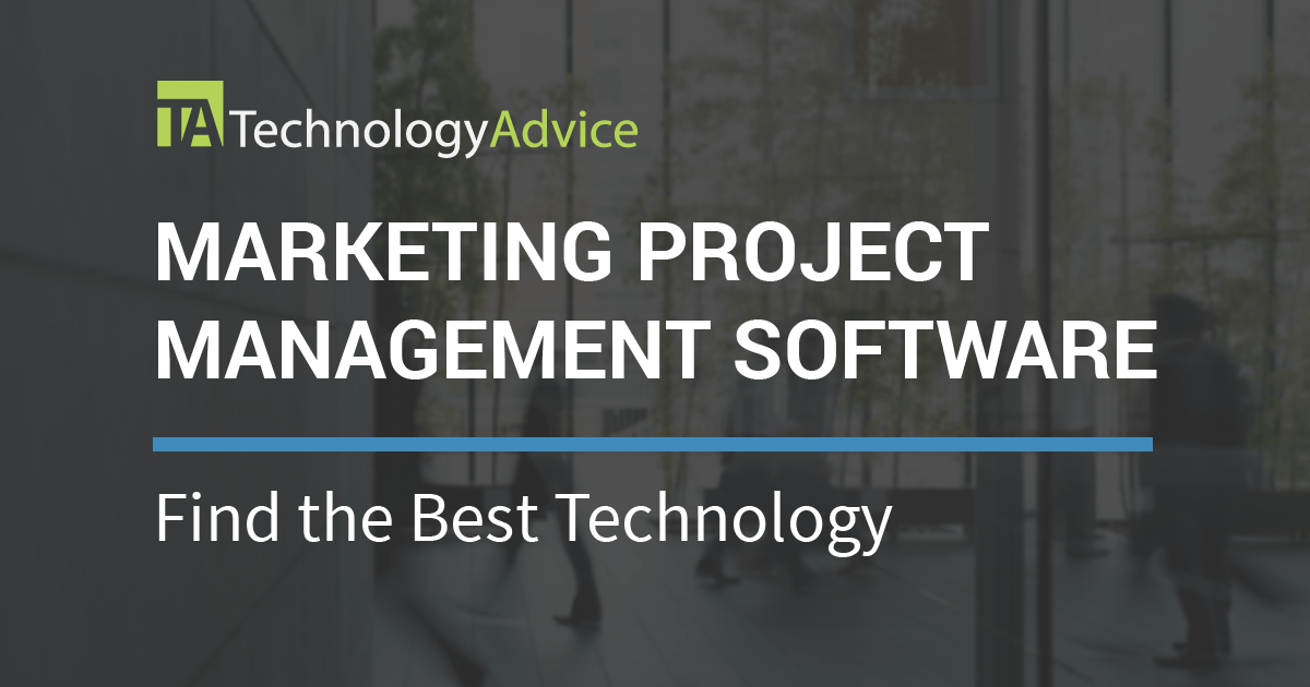 2018 S Best Marketing Project Management Software