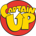 captain up company logo
