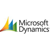Microsoft Dynamics Software Logo