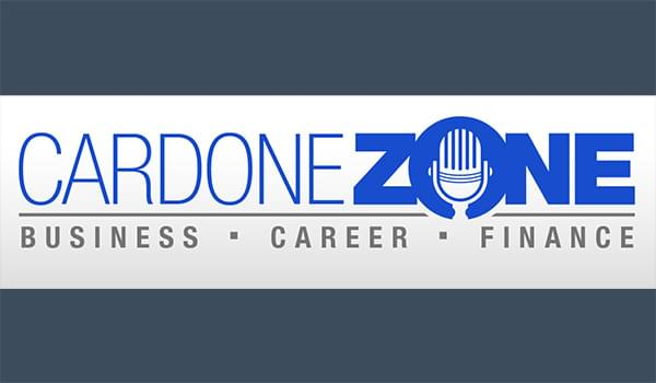 Rob Bellenfant Talks about Fear on the Cardone Zone