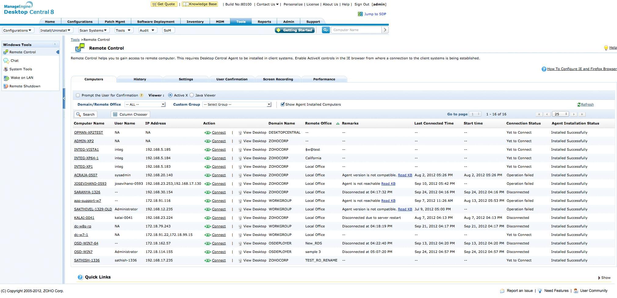 ManageEngine Desktop Reviews   TechnologyAdvice