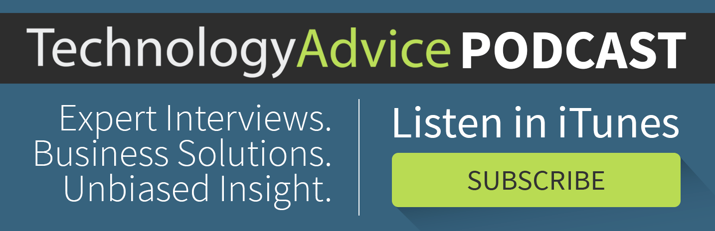 TechnologyAdvice Podcast