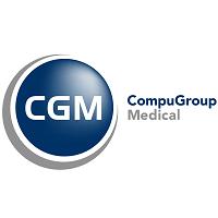 CGM CompuGroup Medical logo