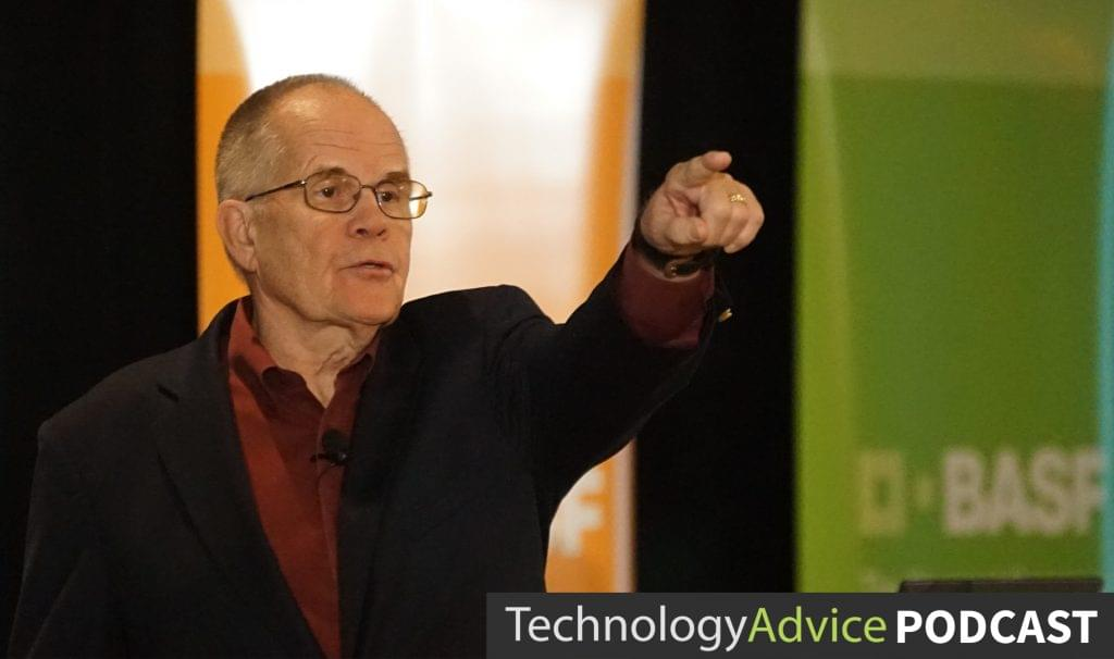 TechnologyAdvice Podcast Gamification Chuck Coonradt