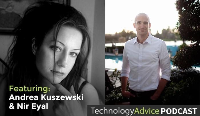 How to Motivate People, featuring Andrea Kuszewski & Nir Eyal