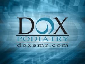 Dox Podiatry Logo