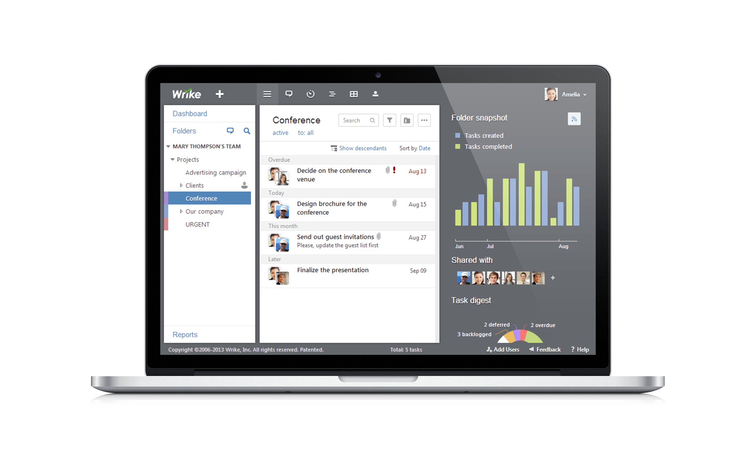 Wrike Project Management Software Reviews