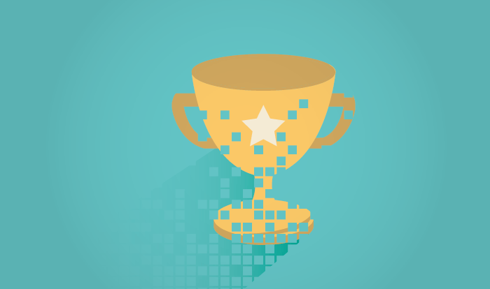 image of a gamification award