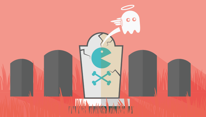 gamification character grave yard