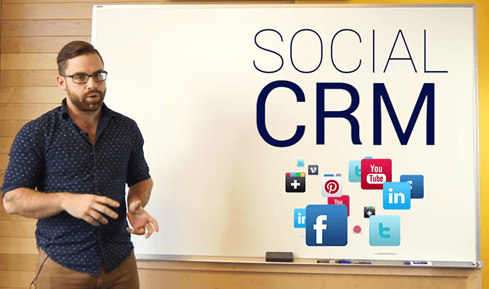 social crm benefits and trends