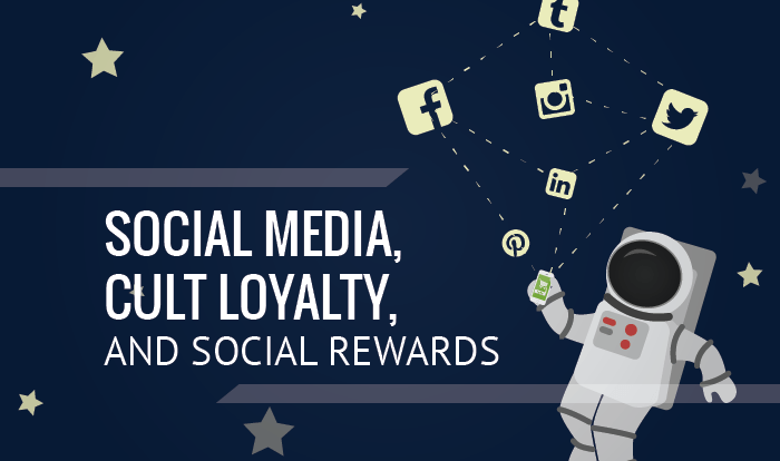 The Customer Loyalty Space Podcast: Social Media, Cult Loyalty, and Social Rewards