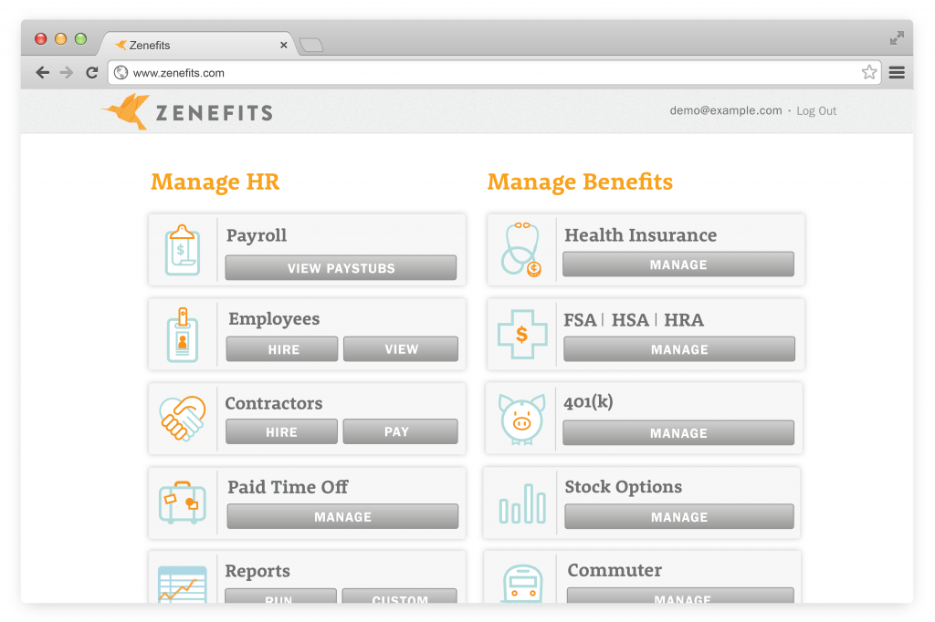 Zenefits Reviews