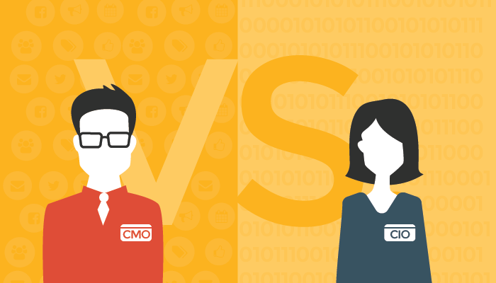 CIO vs. CMO: Who Should Lead Your CMS Initiative?