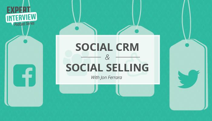 social crm and social selling