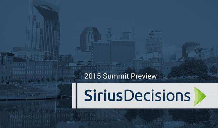SiriusDecisions Part 1 Preview image