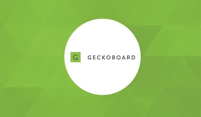 Product Spotlight: Geckoboard Data Dashboards