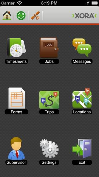 Streetsmart mobile app screenshot