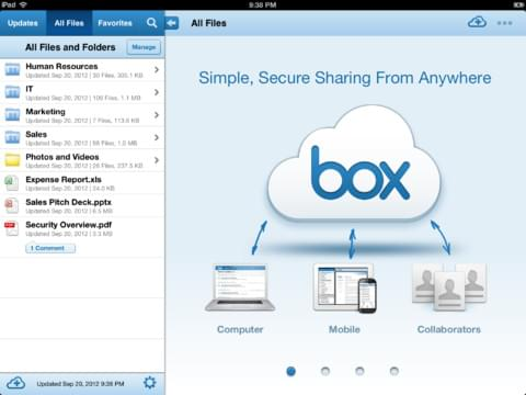 box_ipad_application