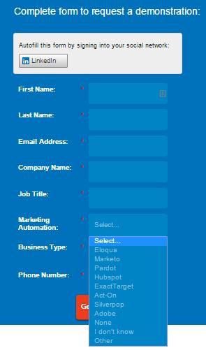 kapost web form
