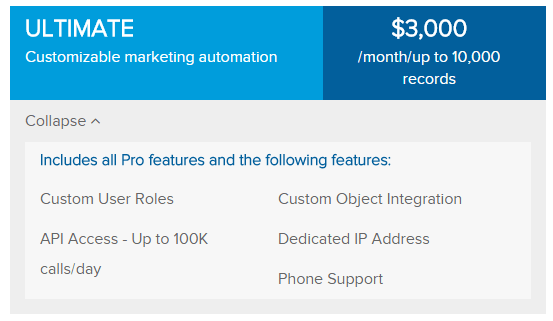 Ultimate Pricing