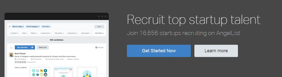 best job listing sites angellist