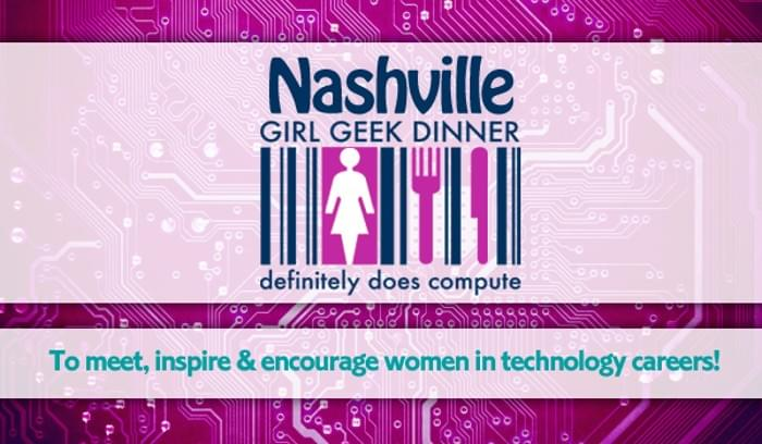TechnologyAdvice to Host Nashville's Girl Geek Dinner