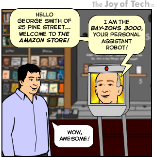 joy of tech comic