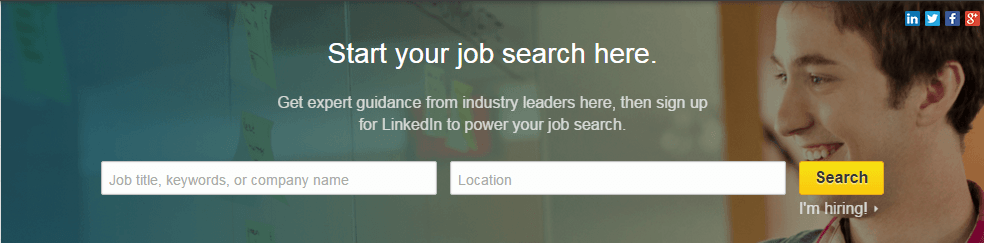 best job listing sites linkedin