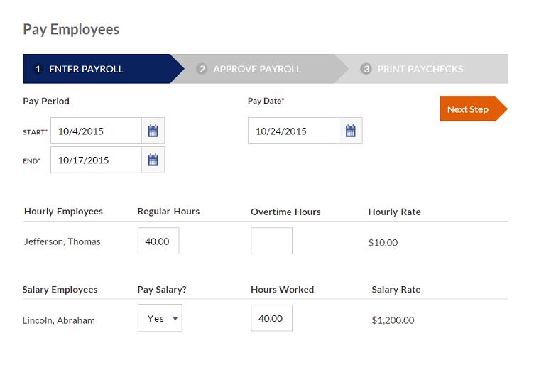 Patriot Payroll software reviews