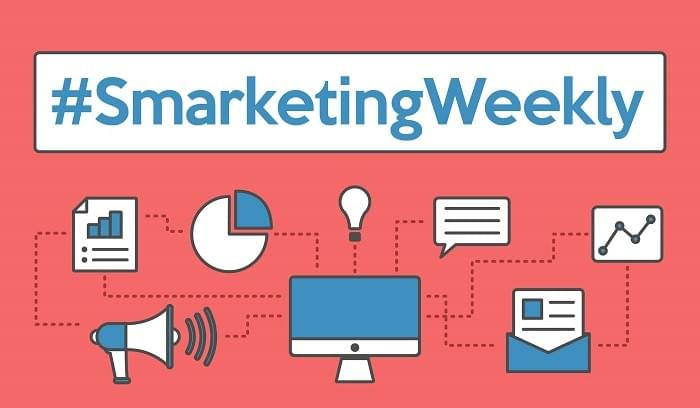 "#SmarketingWeekly: Stories on Empowerment Marketing, Sales Content, & ""Account-Based Everything"""