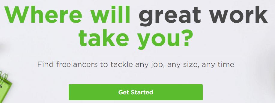 best job listing sites upwork