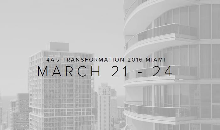 4A Transformation 2016