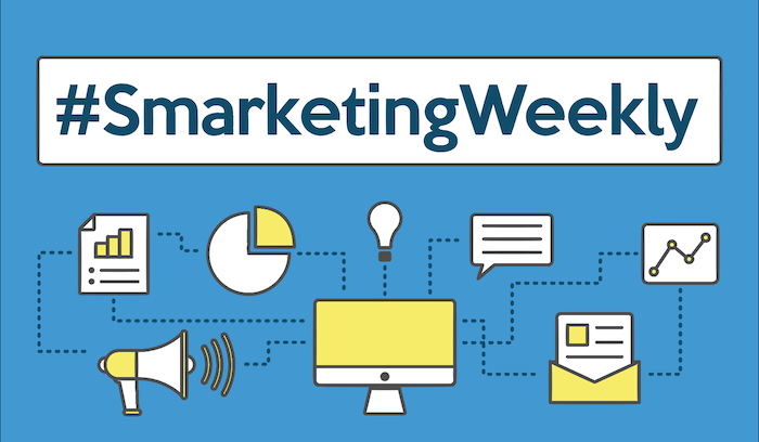 #SmarketingWeekly: Engagement Metrics, Social Selling, and How Mobile Ate the Media World
