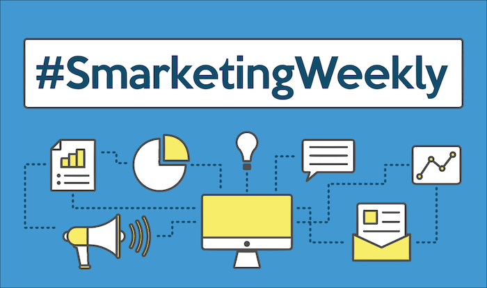 #SmarketingWeekly: Expand Selling, Personal Branding, and Sh*t Buyers Say