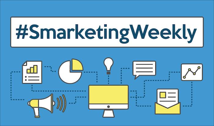 #SmarketingWeekly: Sales Stages, Empathetic Marketing, Customer Success Hacks & More