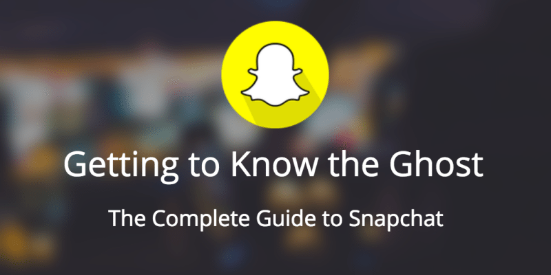 buffer guide to snapchat #smarketingweekly