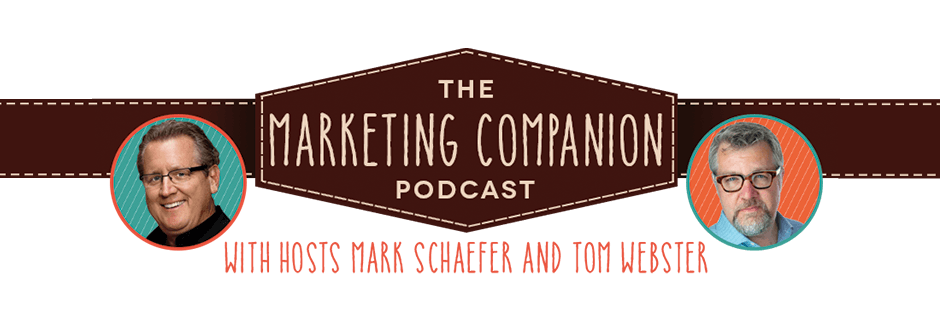 marketing companion podcast #smarketingweekly